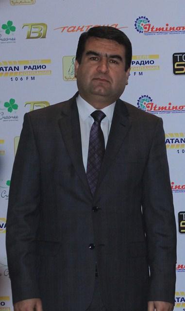 Наджмиддин Абдурахмонов