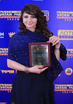 Елена Ахмедова