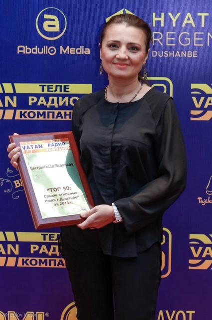 Яковлева Шахриниссо